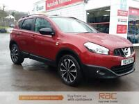 NISSAN QASHQAI DCI 360 IS, Red, Manual, Diesel, 2013