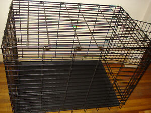 Wire Pet Cage / Crate With Pan