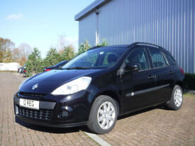 Renault Clio 1.5DCi Estate Tom Tom Left Hand Drive (LHD)