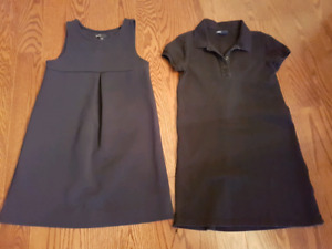 Girls uniform dresses