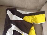 Galvin Green Gore-Tex-Tex short sleeved waterproof jacket XL