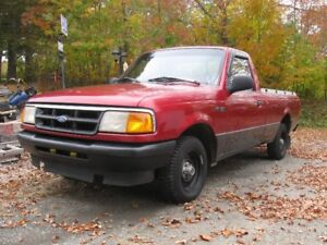 1993 FORD RANGER (ORIGINAL PAINT & ONLY 96000 KMS.