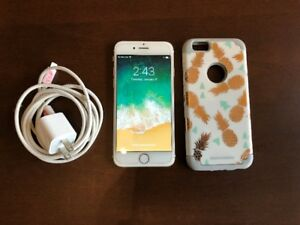 iPhone 6 - 16gb For Sale with Accessories