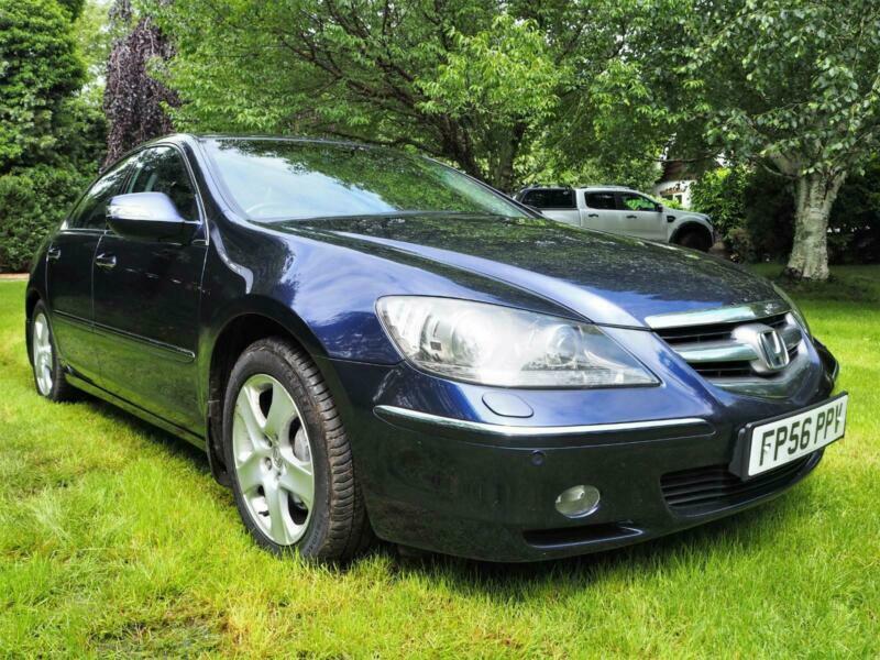 2006 56 Honda Legend 3.5 V-tec auto AWD,114k FSH ,Mega ...