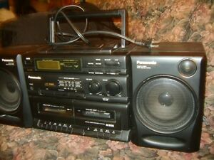 PANASONIC GHETTO BLASTER