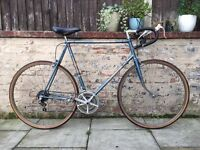 Elswick Turbo 12 Vintage Retro Mens Road Bike 23 Inch Frame 10 Speed Excellent Condition