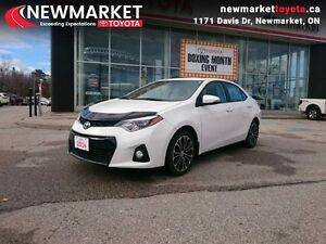 2014 Toyota Corolla Sport  LEATHER - NAVIGATION - SUNROOF - TOYO
