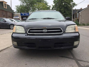 2000 Subaru Legacy GT Wagon ***FULLY LOADED***