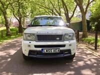 Range Rover Left hand drive 2006 low miles Petrol turbo charge