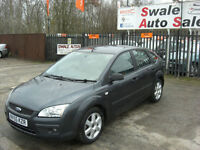 2005 FORD FOCUS SPORT 1.6L ONLY 72,571 MILES, FULL SERVICE HISTORY, 1 OWNER