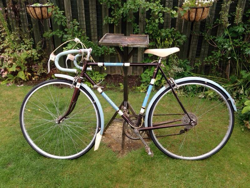 Classic 22 Quot Frame Gents Carlton 1960 Road Bike In Comrie