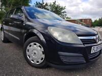 05 Plated- Vauxhall Astra 1.4i 16v ( a/c ) Life 5 drs- 11 Months MOT