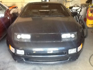 1990 Nissan 300ZX Coupe (2 door) twin turbo  NO TRADES