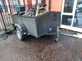 4x6 car trailer in great condition