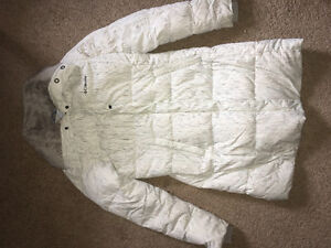 White Columbia Coat