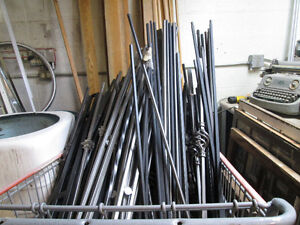 Wood and Metal Spindles - Various Styles and Various Prices Edmonton Edmonton Area image 5