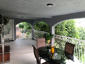 Beautiful North Burnaby Suite (Unfurnished or Furnished)