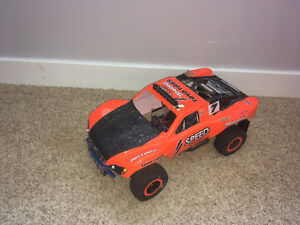 Traxxas Slash Pro 2WD Short-Course Truck - Complete Upgrade