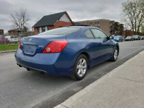 **NISSAN ALTIMA SPORT COUPE 2008**TOIT**CUIR**BLUETOOTH**AC**+++