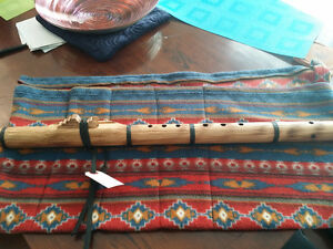 New Woodsounds Native American Flute - Taos Old Style - Key of E