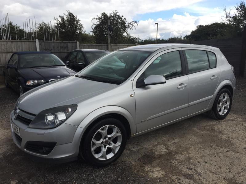 VAUXHALL ASTRA 2007/56 MY SXI 1.6 PETROL MANUAL LOW MILEAGE 1 PREVIOUS OWNER