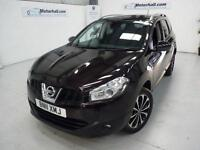 Nissan Qashqai N-TEC PLUS 2 DCI + JUST SERVICED + 7 SEATS