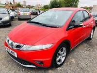 2010 Honda Civic 2.2 i-CTDi SE Hatchback 5dr Diesel Manual (134 g/km, 138
