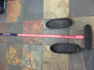 Carbon Fibre Curling Broom with Sliders