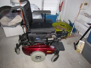 Mobile Electric Wheel Chair
