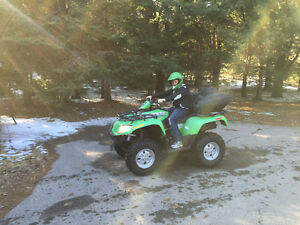 Arctic Cat 500cc Great Condition