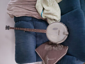 1946 Gibson 5 string banjo great shape and sound