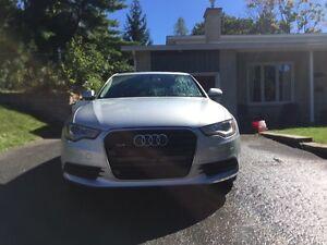 Audi a6 3.0t 2013