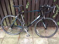 Giant Defy 5 road bike 2012 edition. Large frame