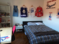 1 Bedroom Available for Sublet in Spacious 2 Bedroom--McGill