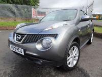 2012 Nissan Juke 1.5dCi ( 110ps ) Tekna - KMT Cars