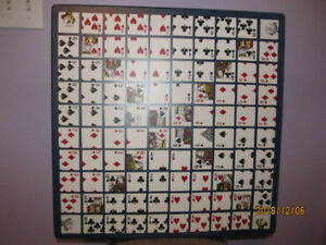 Sequence Board Games - For Sale