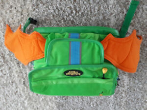 SCHOOLBAGS for KIDS - Dragon Wings