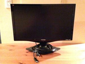 ECRAN MONITEUR (1080P 21.5inch LCD) VIEWSONIC VX2260WM