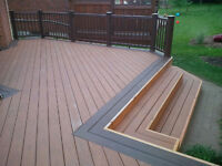 Custom Designed Decks, Pergolas and fences