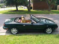 1991 Mazda MX-5 Miata Limited Edition Convertible