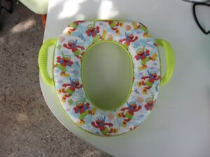 Fitted Toilet Seat - Potty Seat