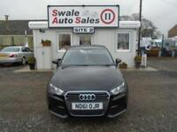2011 AUDI A1 1.2 TFSI SE- 31,811 MILES - FULL SERVICE HISTORY- LOW MILES-£30 TAX
