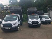 2016 16 NEW SHAPE FORD TRANSIT DROPSIDE TIPPER 125PSI / DIRECT FROM MAIN DEALER