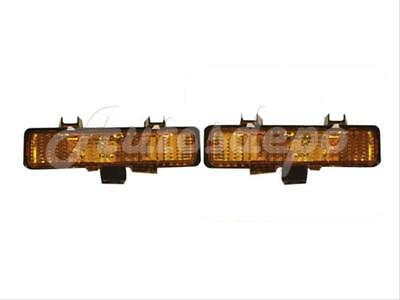 FOR 82-93 S10 S15 SONOMA PICKUP / 83-94 BLAZER JIMMY PARK SIGNAL LIGHT LH & RH