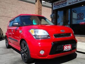 2010 Kia Soul NO ACCIDENT,5 SPEED,AIR,ALLOYS,SUNROOF.$4899
