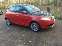 Chrysler Ypsilon 1.2 ( 69bhp ) ( s/s ) 2014 63 Black&Red Only 21000 Miles!
