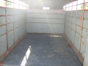 20' LIFT-OFF BUMPER PULL STOCK TRAILER WITH ALL HARDWARE Strathcona County Edmonton Area image 5