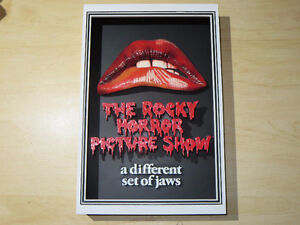 3D POSTER - THE ROCKY HORROR PICTURE SHOW - MCFARLANE TOYS