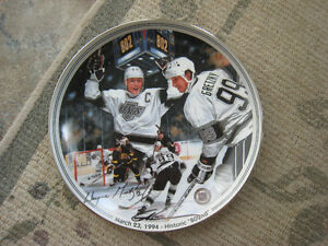 Collector's Plates – Great Moments in Hockey series