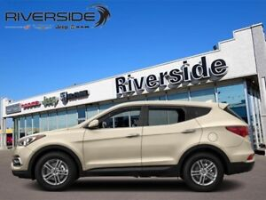 2018 Hyundai Santa Fe Sport Luxury AWD  - Navigation - $205.21 B